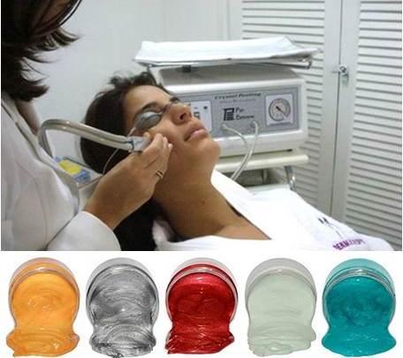 Peeling de Cristal + Mascara Biocode