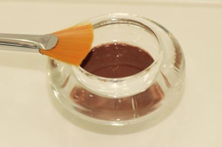 peeling chocolate site dim