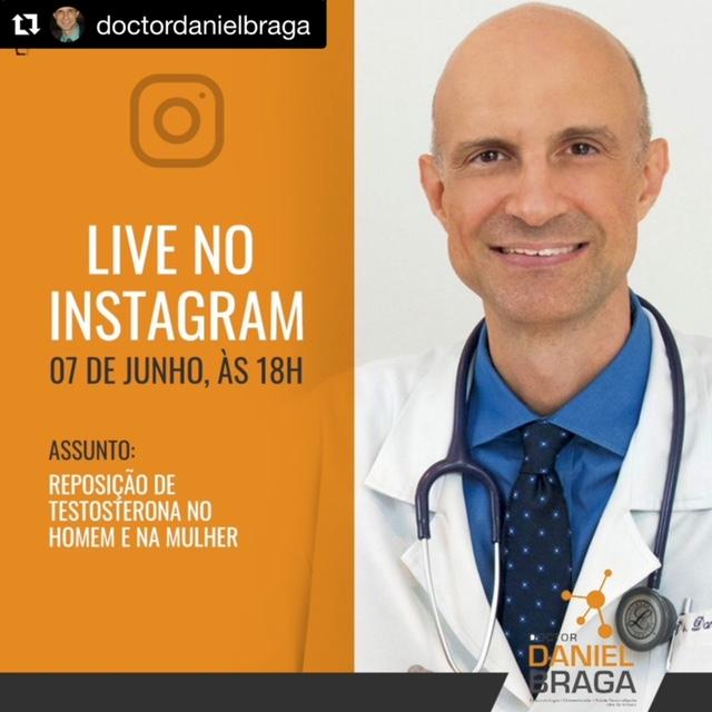 dr daniel live